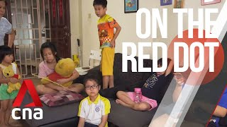 CNA | On The Red Dot | S7 E12: What happens when there isn't space for dad?