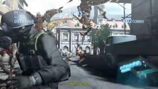 Resident evil 6 PC - play as Original Hunk
