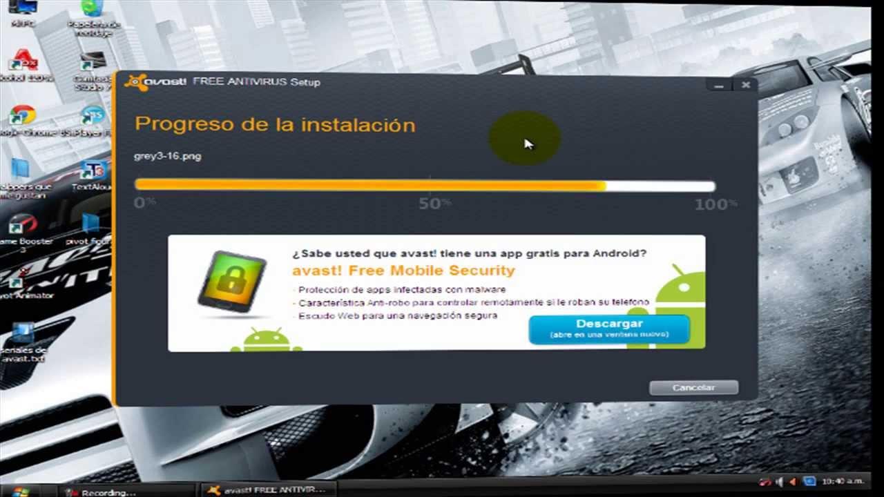 descargar avast free full serial gratis licencia 2050