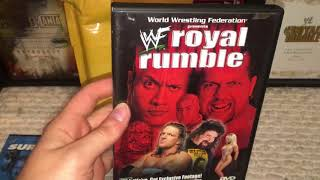 Epic WWE DVD Unboxing!!