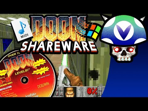 [Vinesauce] Joel - Doom Shareware ( 1000 Doom Levels 1995 Disc )