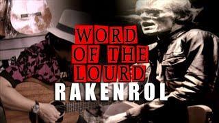 #WordOfTheLourd | RAKENROL