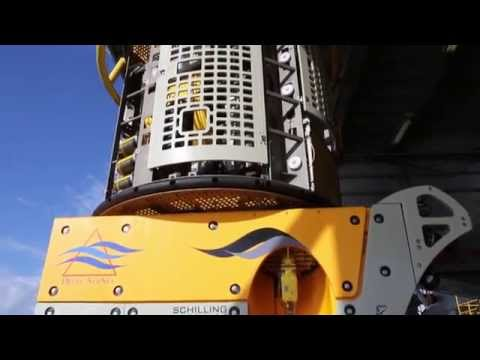 Delta SubSea Drill Rig Support Video