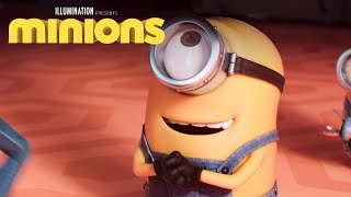 Minions - Up To No Good (HD) - Illumination