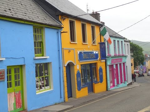 Visit and Tour Charming Dingle, Ireland