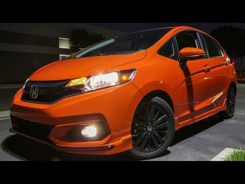 Honda Fit Sport Review: Bang for Your Buck