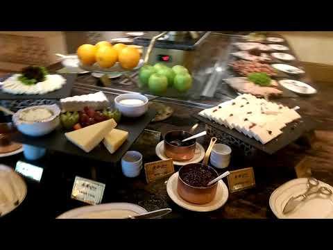 Buffet Restaurant Le Vendome im Emirates Palace Abu Dhabi 2017