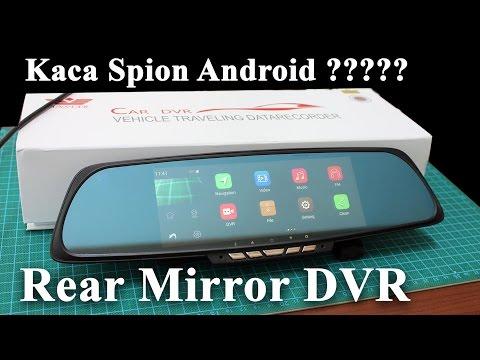 Spion Android | ANSTAR Android Car DVR | Merauke