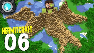 HermitCraft 7: 6 | OMEGA TREE BASE START!