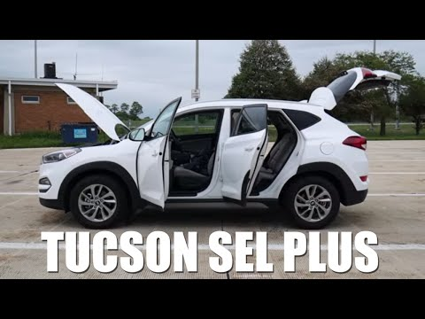 2018 Hyundai Tucson SEL Plus AWD | Detailed Review and Test Drive