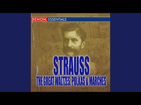Strauss II: New Pizzicato Polka op 449