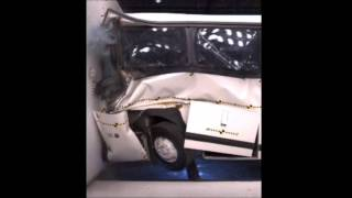 Motorcoach Bus Crash Test