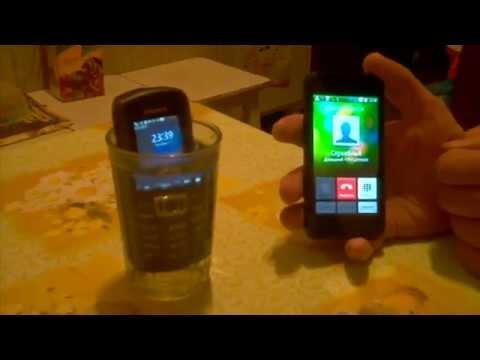 Samsung gt-b2710 stress test / телефон кипит