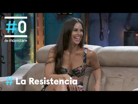 LA RESISTENCIA - Entrevista a Cristina Pedroche   #LaResistencia 25.06.2020