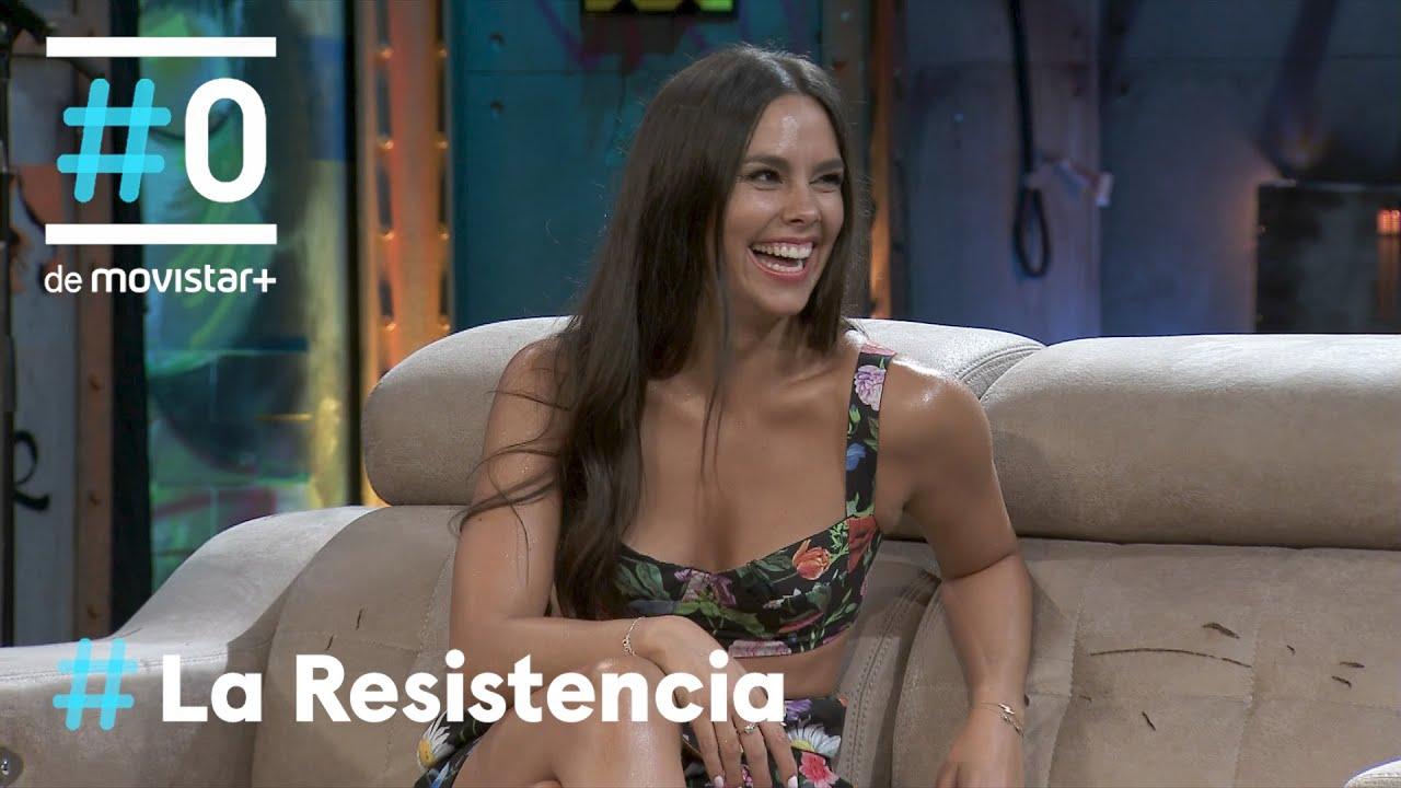 LA RESISTENCIA - Entrevista a Cristina Pedroche | #LaResistencia 25.06.2020