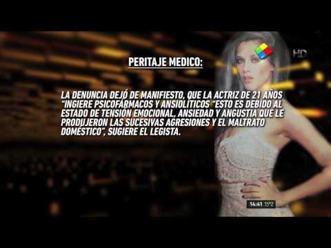 Escándalo Barbie Vélez y Federico Bal: Allanamiento, rinoscopia y extensión perimetral