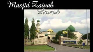 Masjid Zainab Tarawih 2011