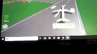 Ich stürzte eine Cessna 172 ab, um das Hachet Kapitel 1, 2 und 3 Roblox Flugsimulator nachzuerzählen