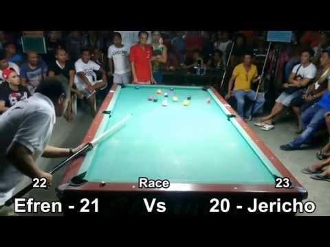 Efren 'Bata' Reyes Vs Jericho Banares (Cainta,Rizal) Part 6