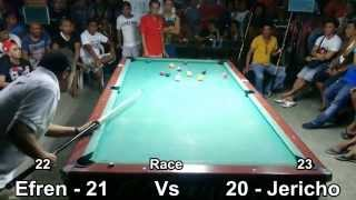 "Efren ""Bata"" Reyes Vs Jericho Banares (Cainta,Rizal) Part 6"