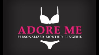 Sexy Lingerie Haul from AdoreMe.com | Monthly Subscription Service {Desigal1010}