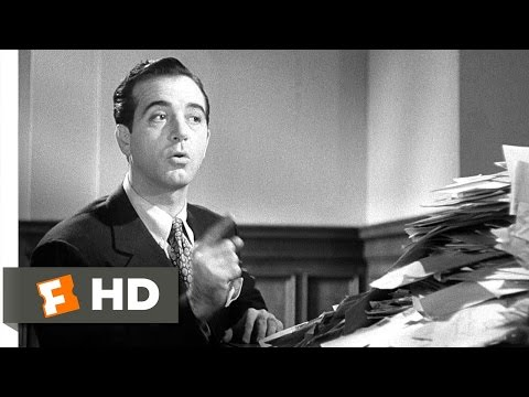 Miracle on 34th Street (4/5) Movie CLIP - The One and Only Santa Claus (1947) HD Mp3