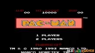 Classic NES Gaming: Pac-Man