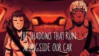 SILENTLY SUFFERING | The Shadows That Run Alongside Our Car