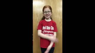 """American Sign Language (ASL) Cover of """"Most People Are Good"""" by Luke Bryan"""