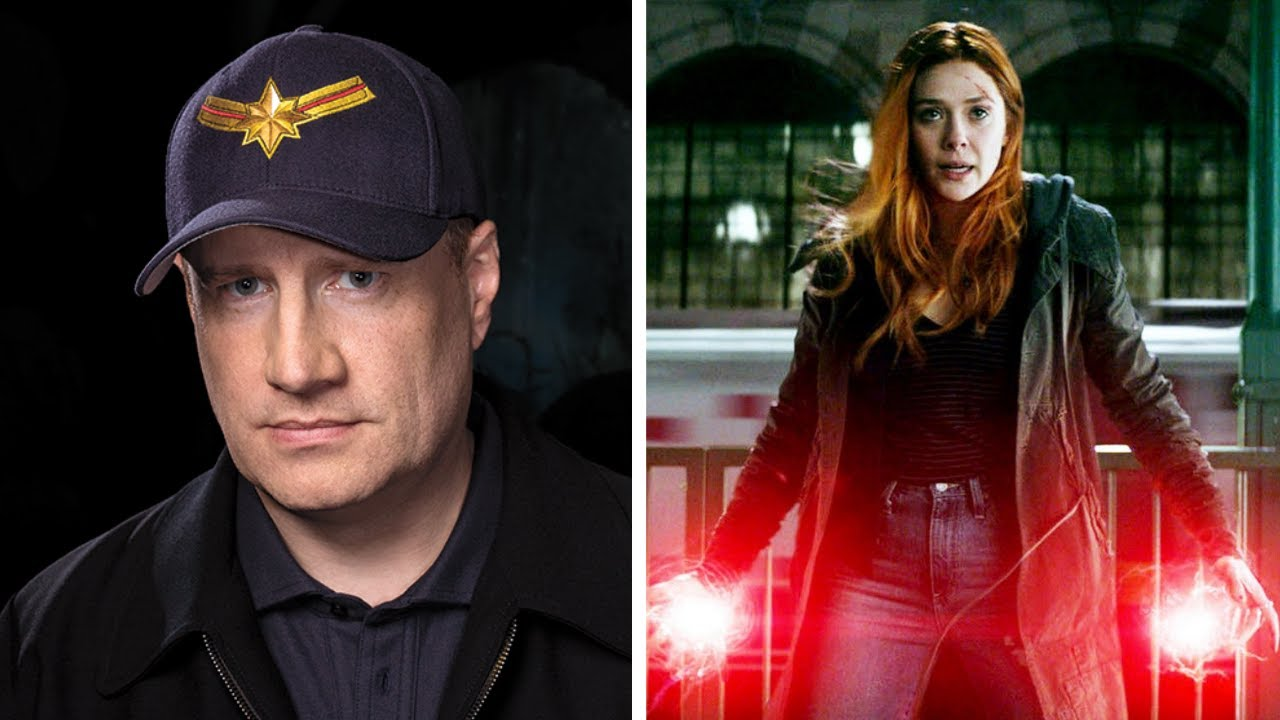 Download Kevin Feige Confirms Wanda is More Powerful than Captain Marvel