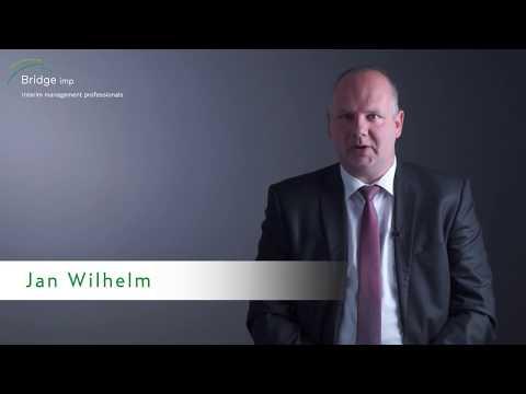 Interim Management by Jan Wilhelm, Diplom-Wirtschaftsjurist (FH)