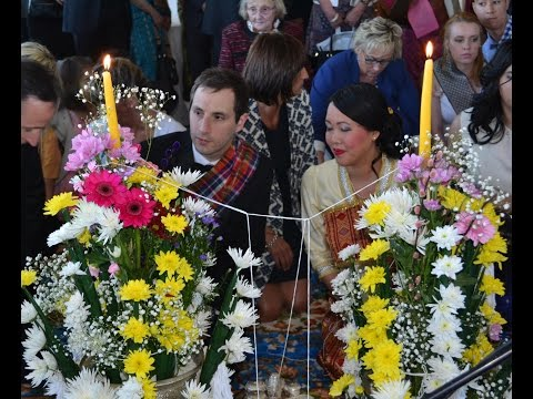 Veomany & Anthony  - Lao Traditional Wedding Ceremony
