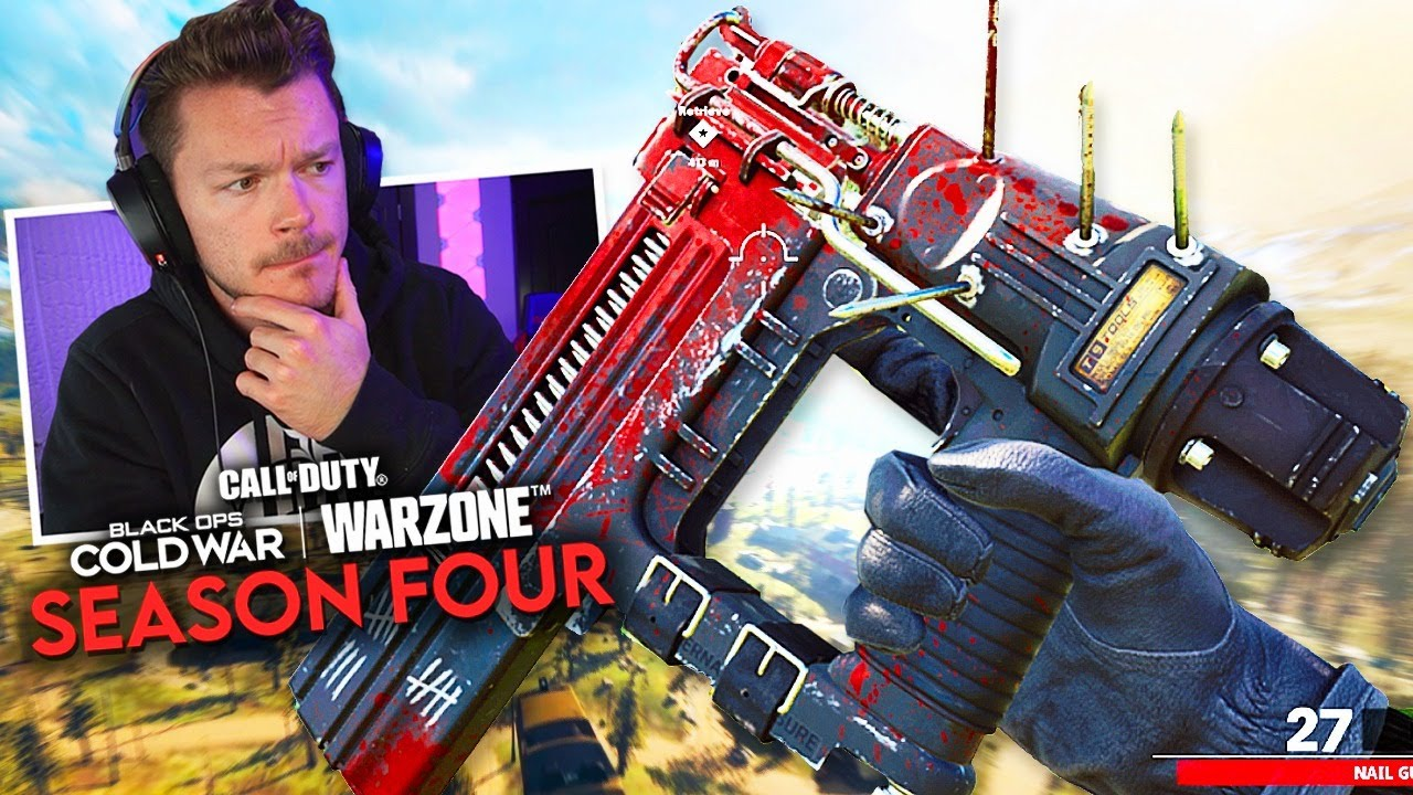*NEW* WARZONE SEASON 4 UPDATE!! (DLC WEAPONS, MAP LOCATIONS, & MORE)