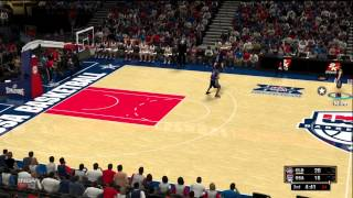 NBA 2K13 - Celeb Team Vs. USA