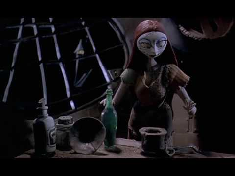 Nightmare Before Christmas - Sally Debut Parts