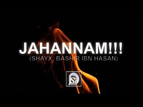 Jahannam yaratilganidan beri kulmagan farishta haqida | (Shayx: Bashir ibn Hasan)