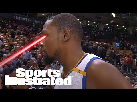 Drake Night: Kevin Durant Not A Fan, Says 'I Don't Give A Damn' | SI Wire | Sports Illustrated