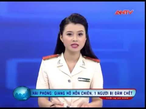 Hải mán - Trùm Giang Hồ Hỗn chiến tại Hải Phòng