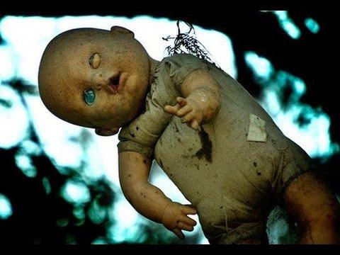 картинки страшных кукол