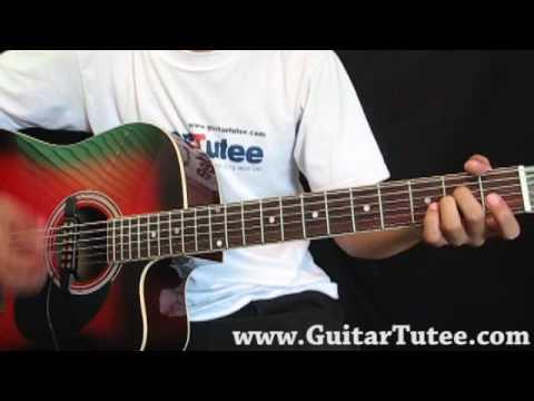 Billie Myers - Kiss The Rain, by www.GuitarTutee.com