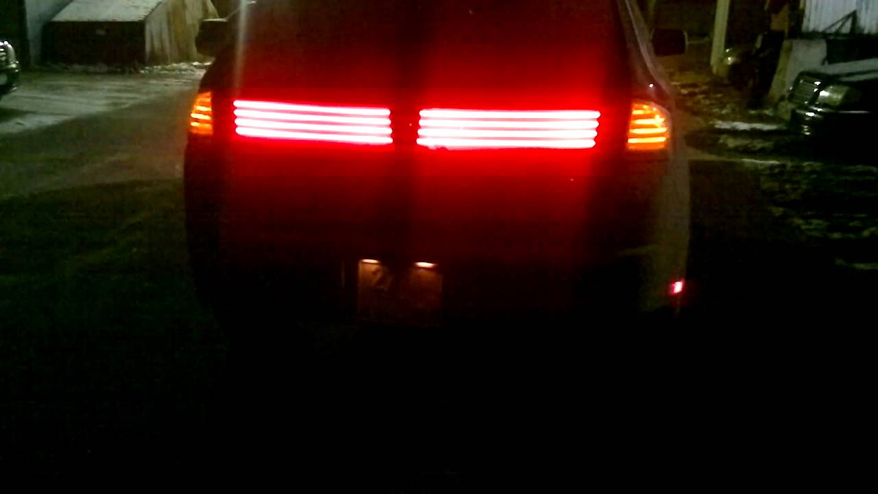 White Yellow Led Turn Signal Lincoln Mkx Youtube