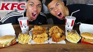 KFC MENÜ CHALLENGE !!! | PrankBrosTV