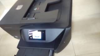 install cartridge in OfficeJet Pro 6960 printer and setup tour