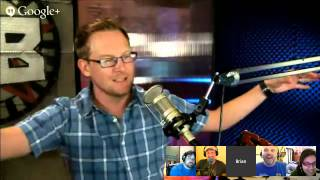 The SciFi Geeks Club #14 - Brian Brushwood