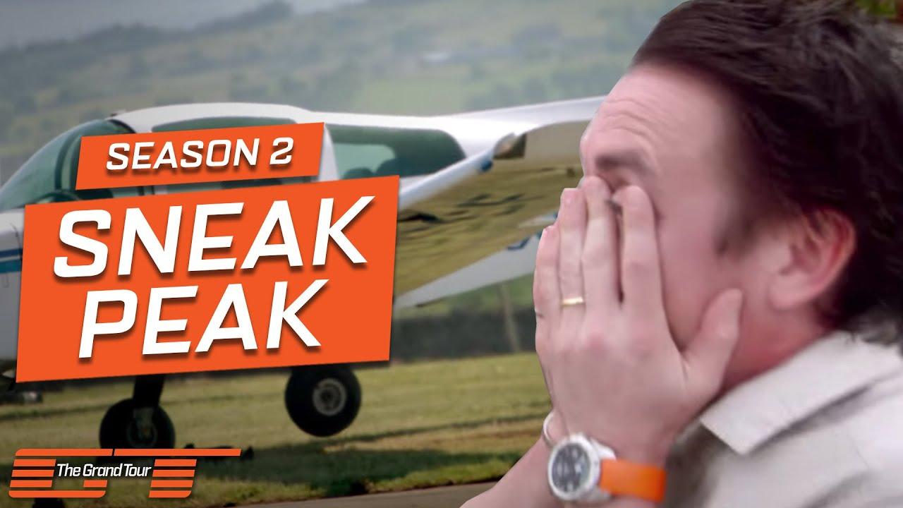 The Grand Tour Season 2 Sneak Peek Youtube