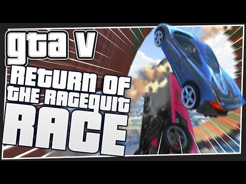 RETURN OF THE RAGEQUIT | GTA 5 Online