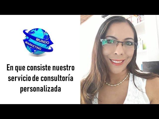 NUESTRO SERVICIO DE CONSULTORIA PERSONALIZADA