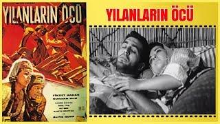 Yılanların Öcü - Nurhan Nur Yeşilçam Filmi Full İzle (Restorasyonlu)