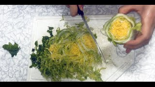 ПЕКИНСКАЯ КАПУСТА - Салат из пекинской капусты рецепты