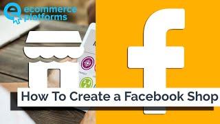 Hoe Maak je een Facebook Shop-Pagina - Stap voor Stap Handleiding